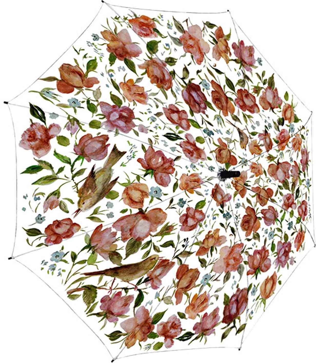 Rannenberg Regenschirm 'Persische Rosen'