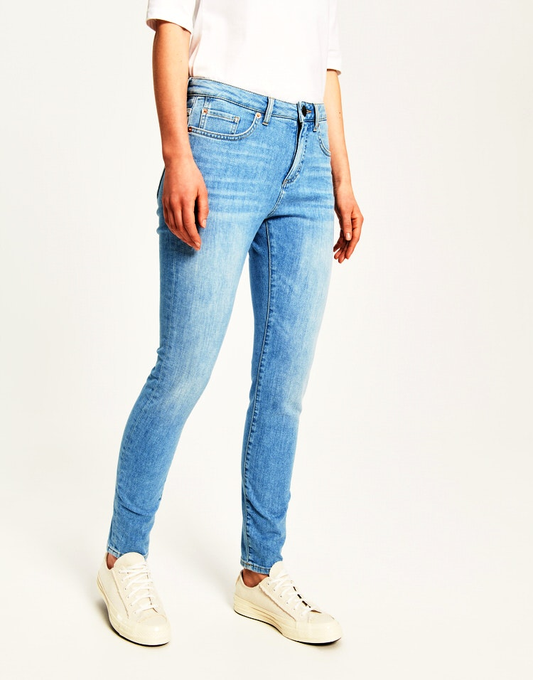 Opus Jeans Evita light blue
