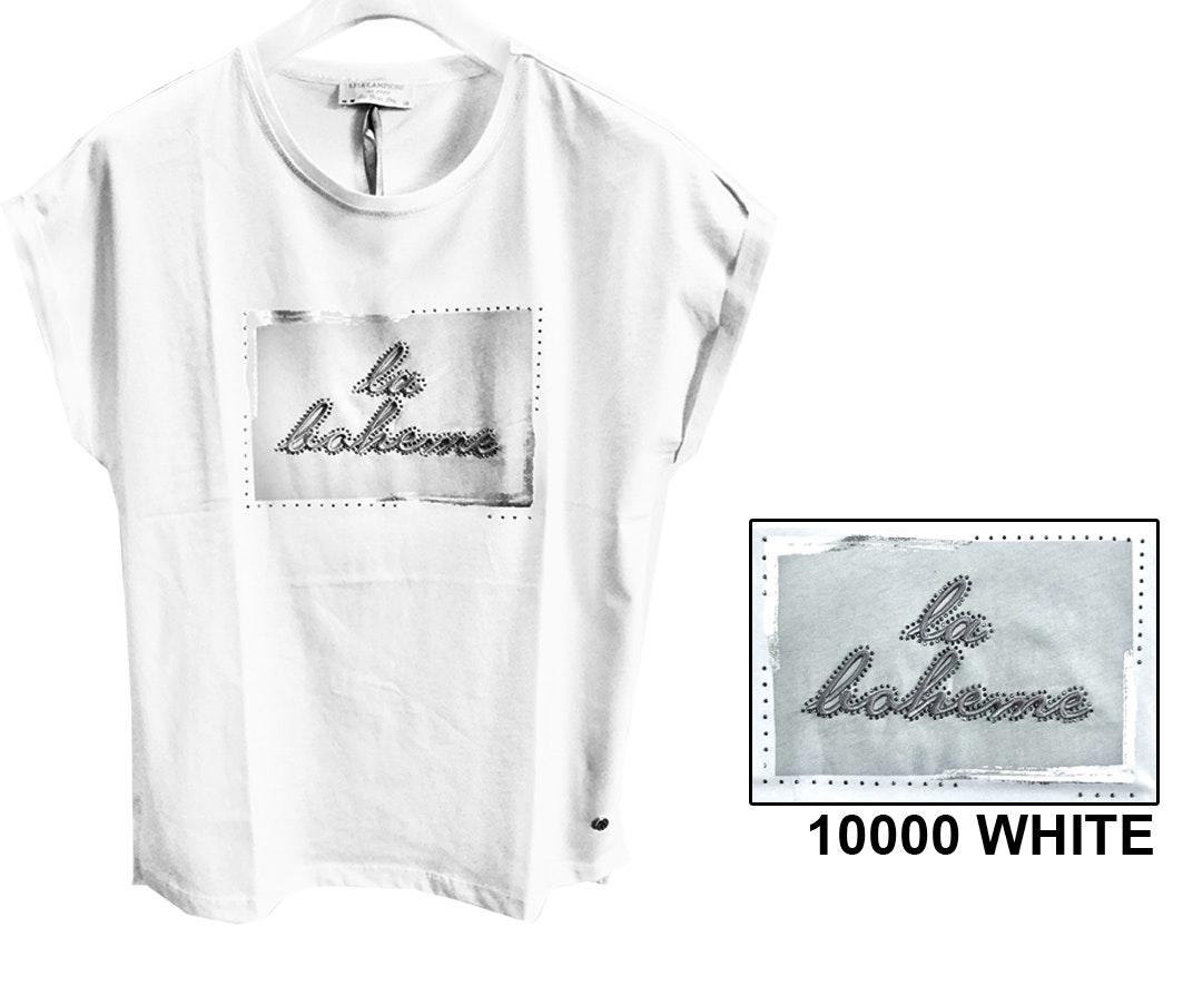 Lisa Campione T-Shirt Sea Breeze