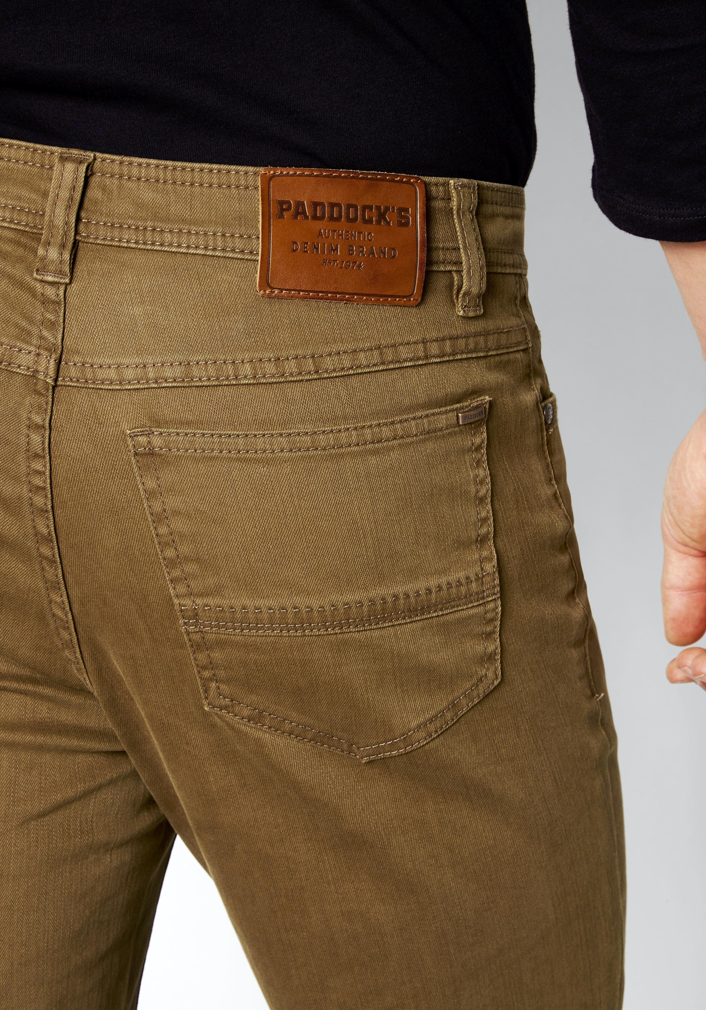 Paddock's Ranger Motion & Comfort