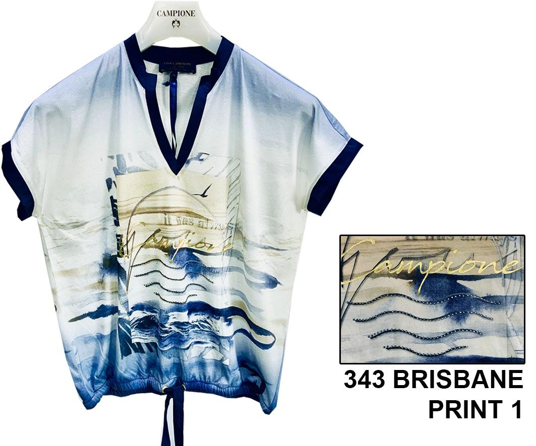 Lisa Campione T-Shirt Brisbane