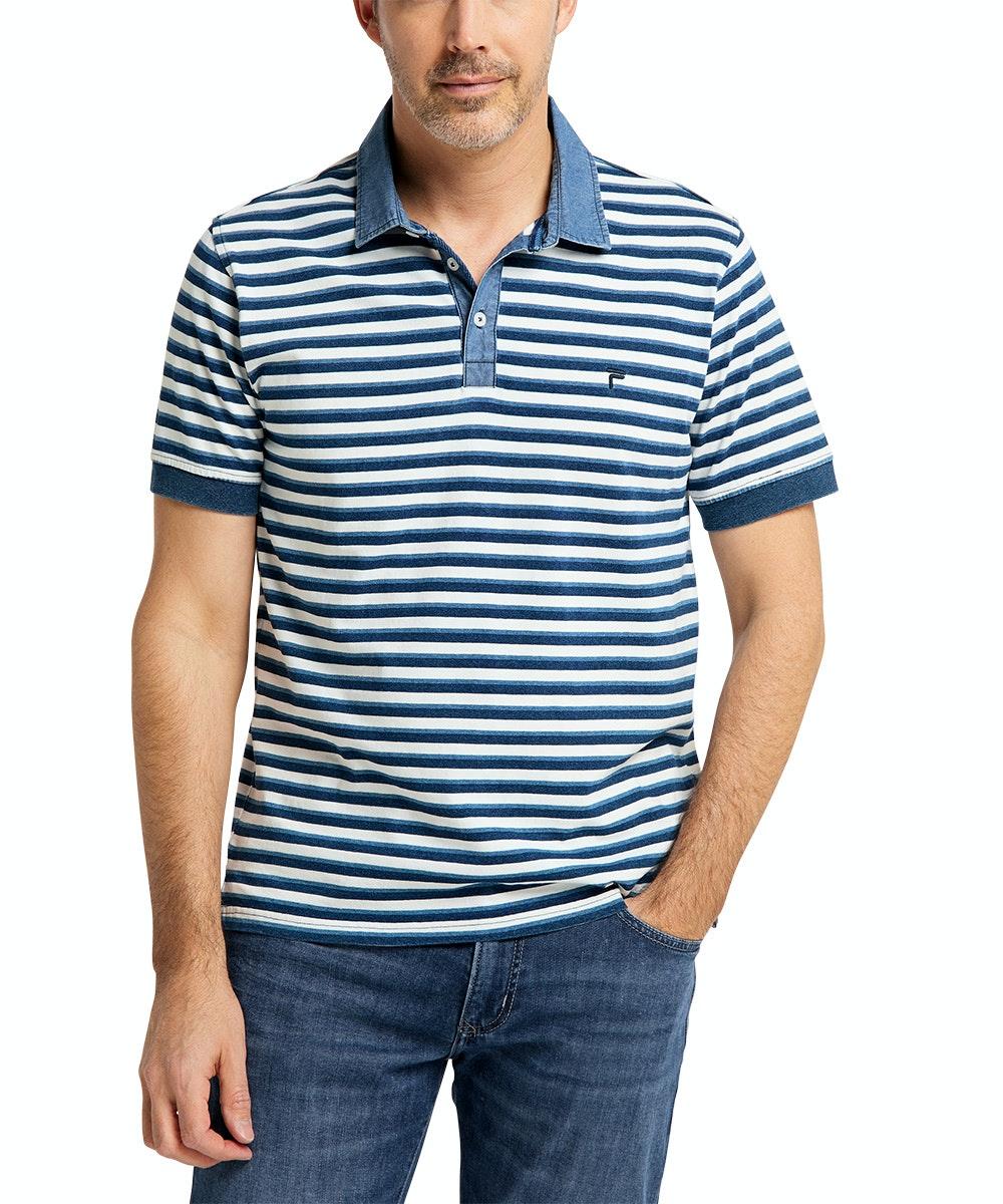 Pioneer Polo Stripe