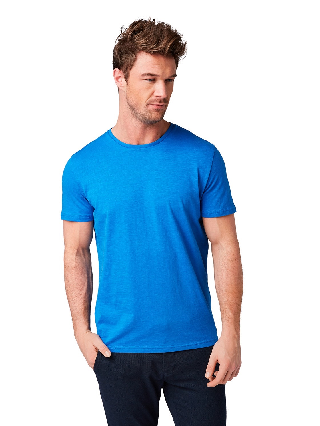 Tom Tailor Basic Shirt Majestic