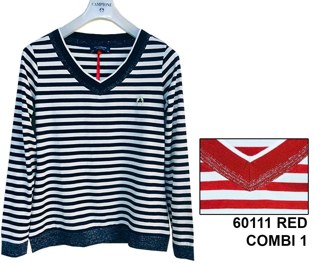 Lisa Campione Sweatshirt Navy Inspiration