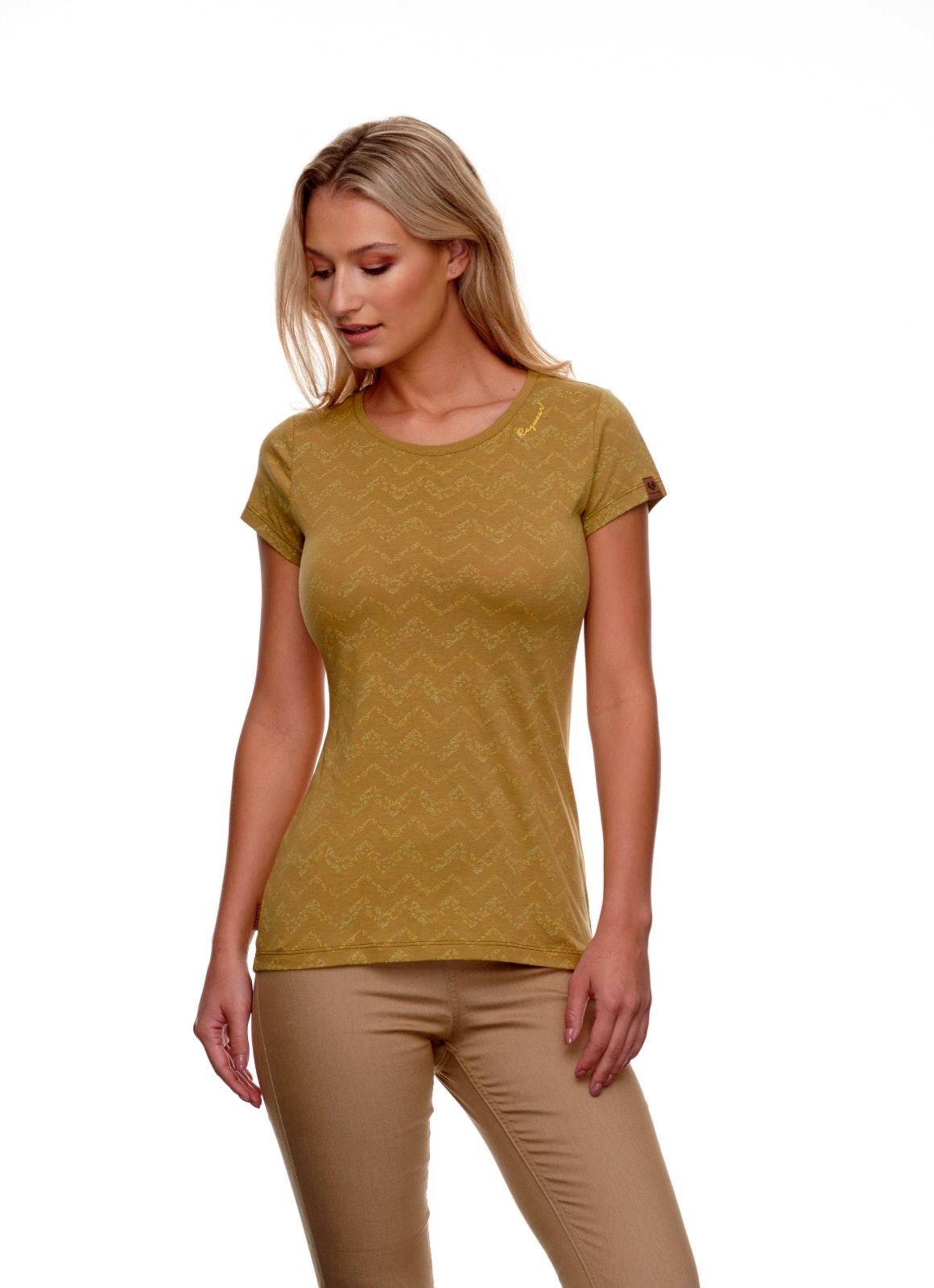 Ragwear Damen T-Shirt B Organic