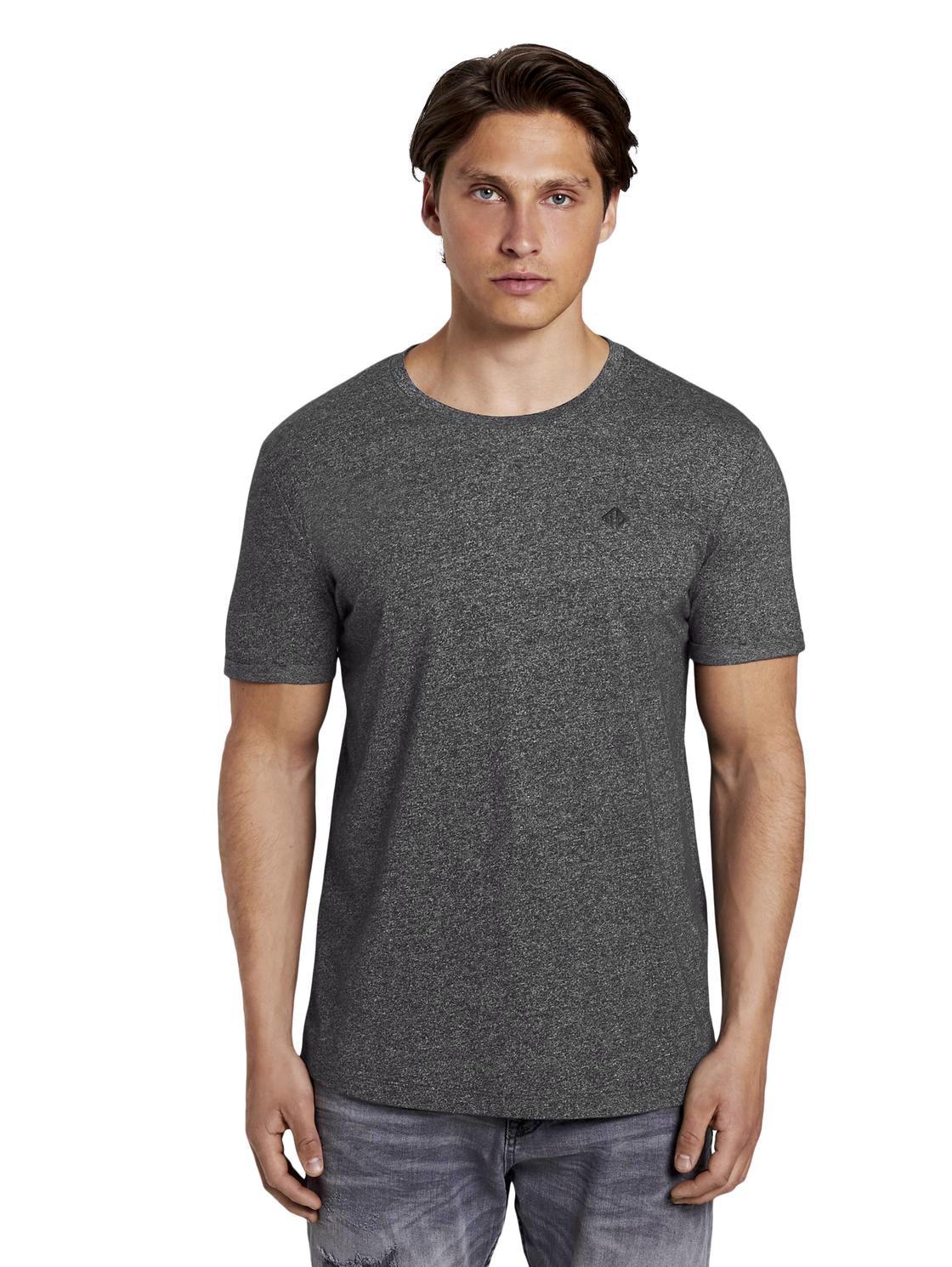 Tom Tailor Denim Basic Shirt Melange