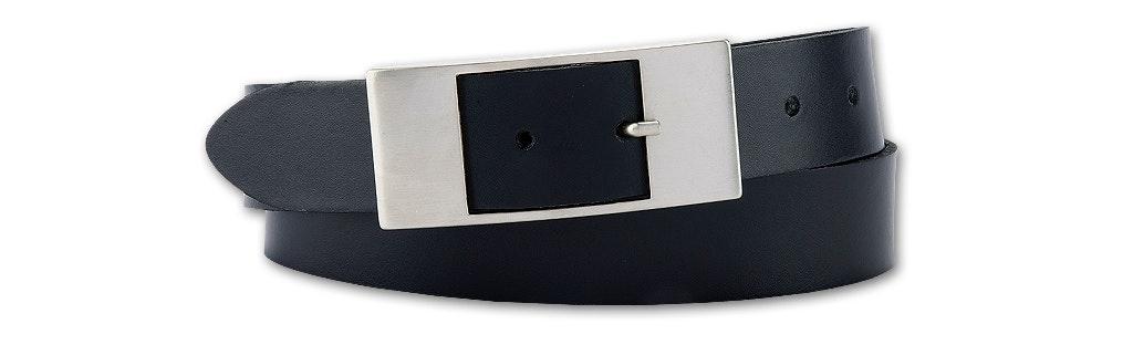 Bernd Götz 3,5cm Softledergürtel