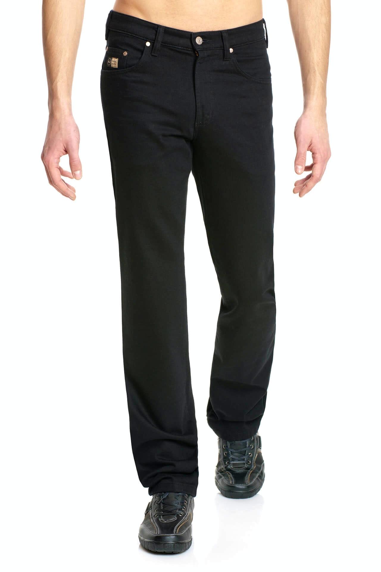 Revils Jeans 302 black Stretch