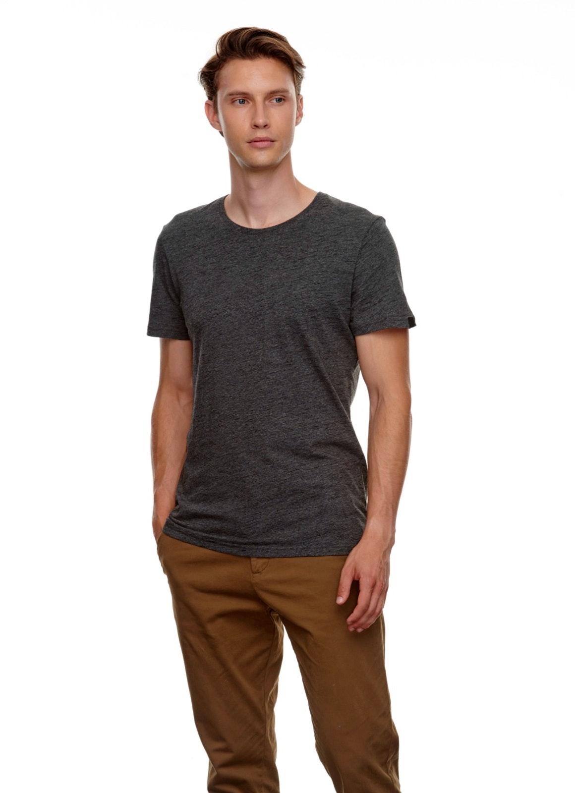 Ragwear Shirt Helie Dark Grey