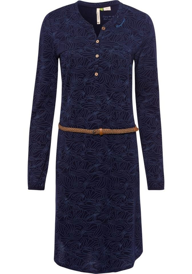 Ragwear Kleid Zofka Dress Organic