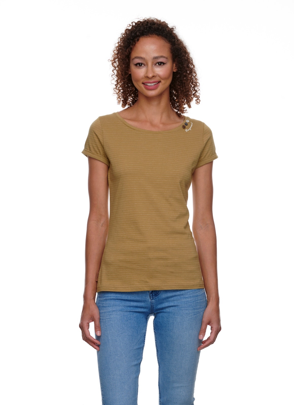 Ragwear Shirt Florah C Organic