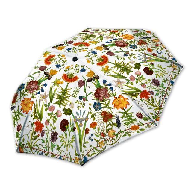 """Rannenberg Taschenschirm """"Gartenblumen"""""""