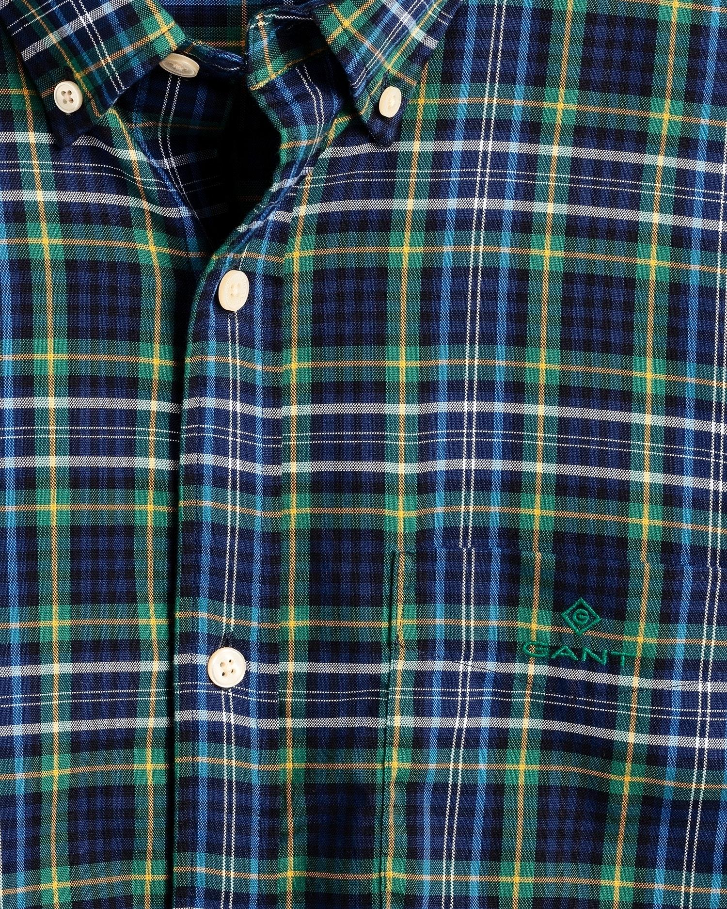 GANT Herrenhemd Oxford Micro
