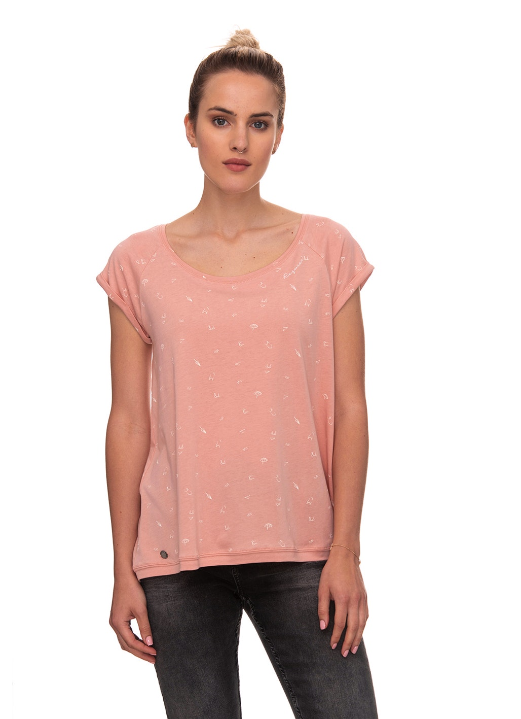 Ragwear Shirt Zilda Organic