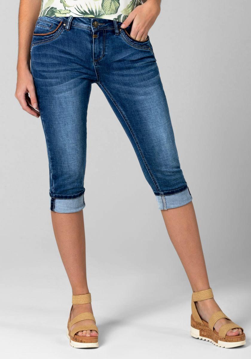 Timezone 3/4 Jeans Slim TaliTZ