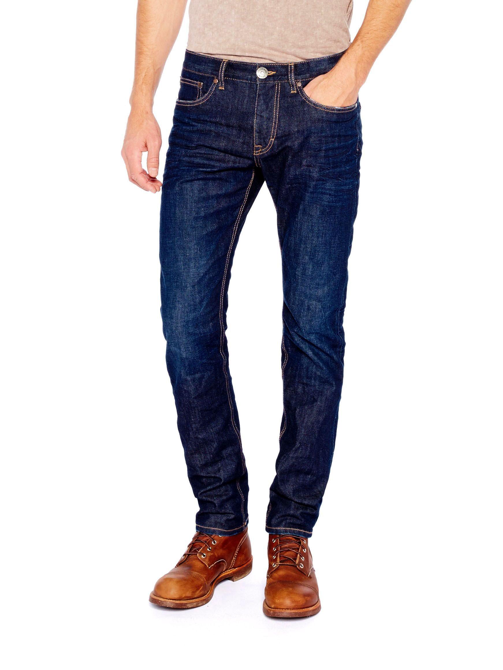 Revils Jeans 305 dark blue Stretch extra lang