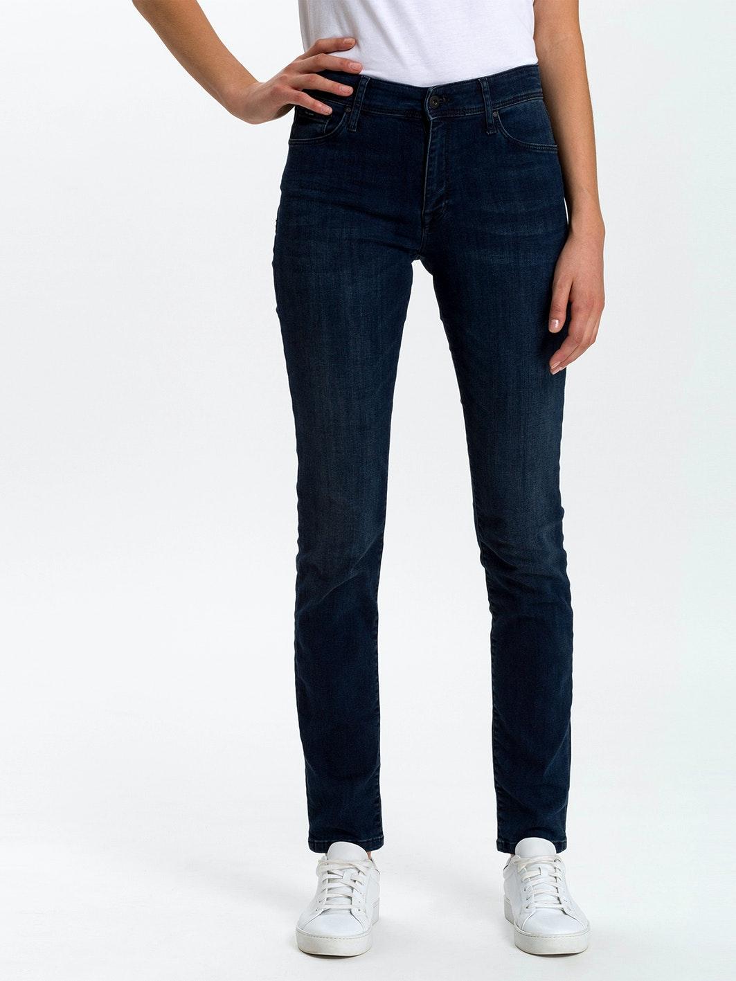 Cross Jeans Anya Slim Fit blue black used