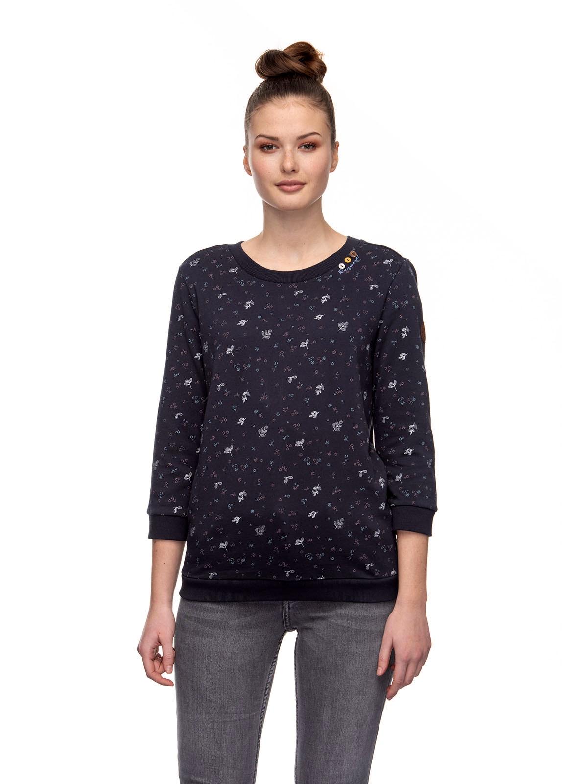 Ragwear Pullover Vemsia A Organic navy