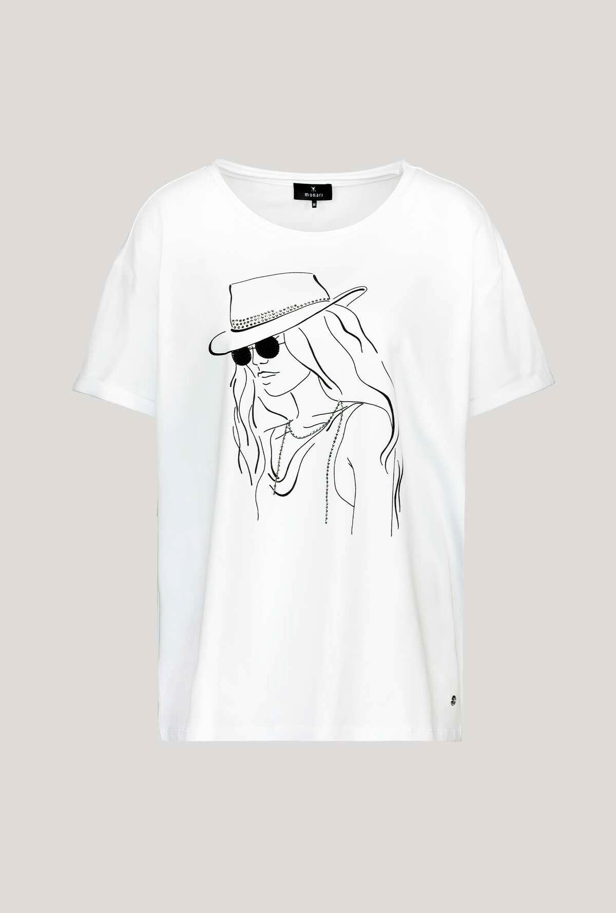 Monari Shirt Woman Jungle