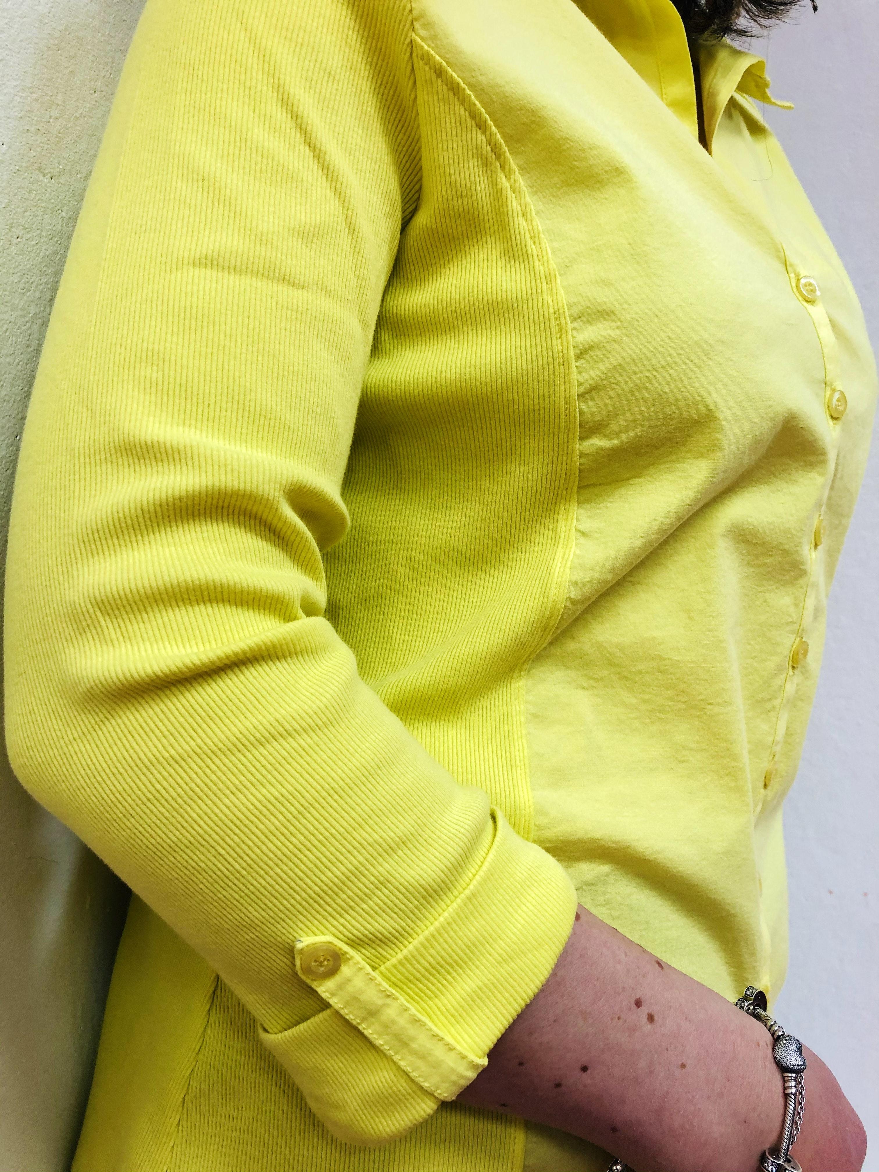 Blusenshirt Anemone