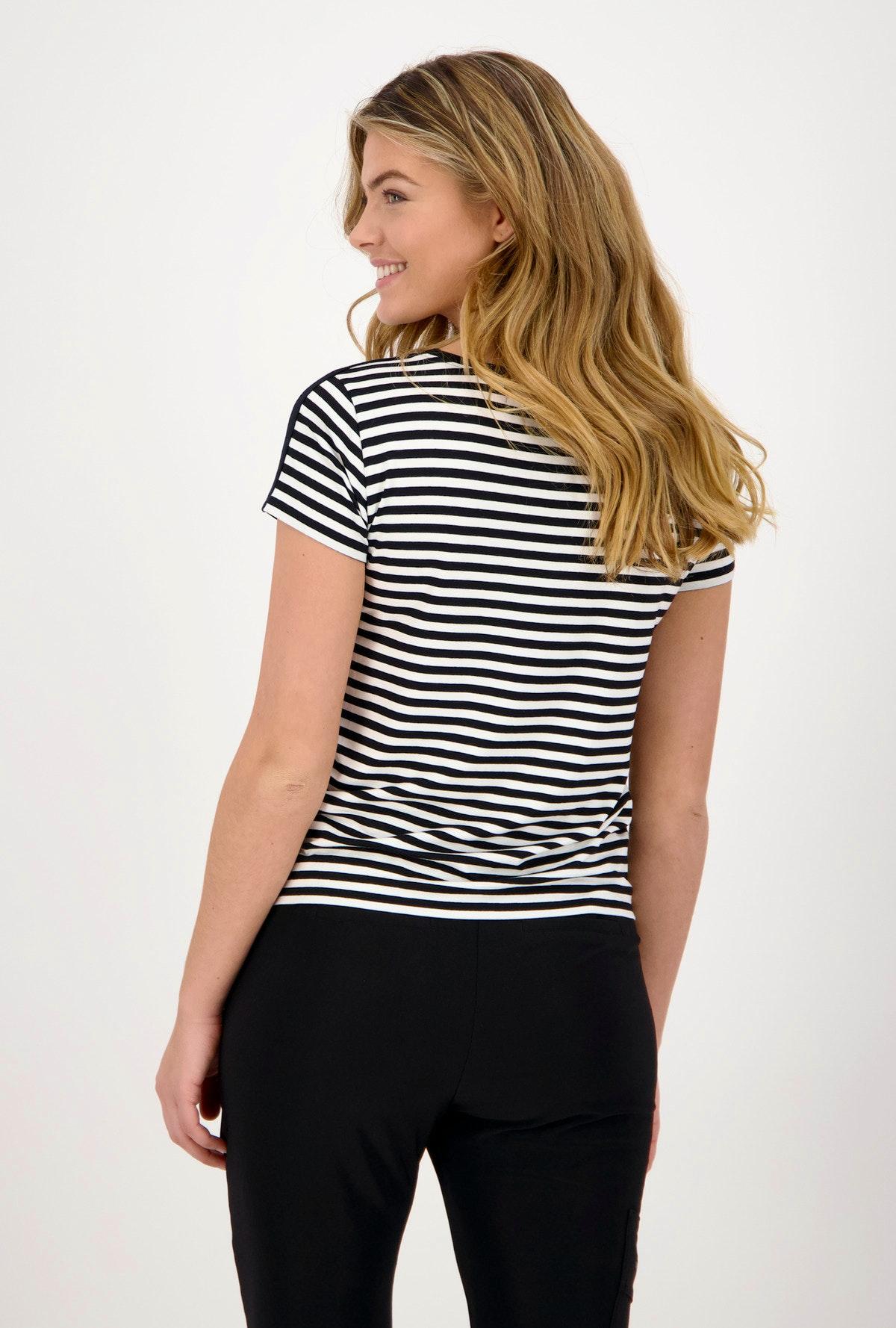 Monari  Shirt Streifen