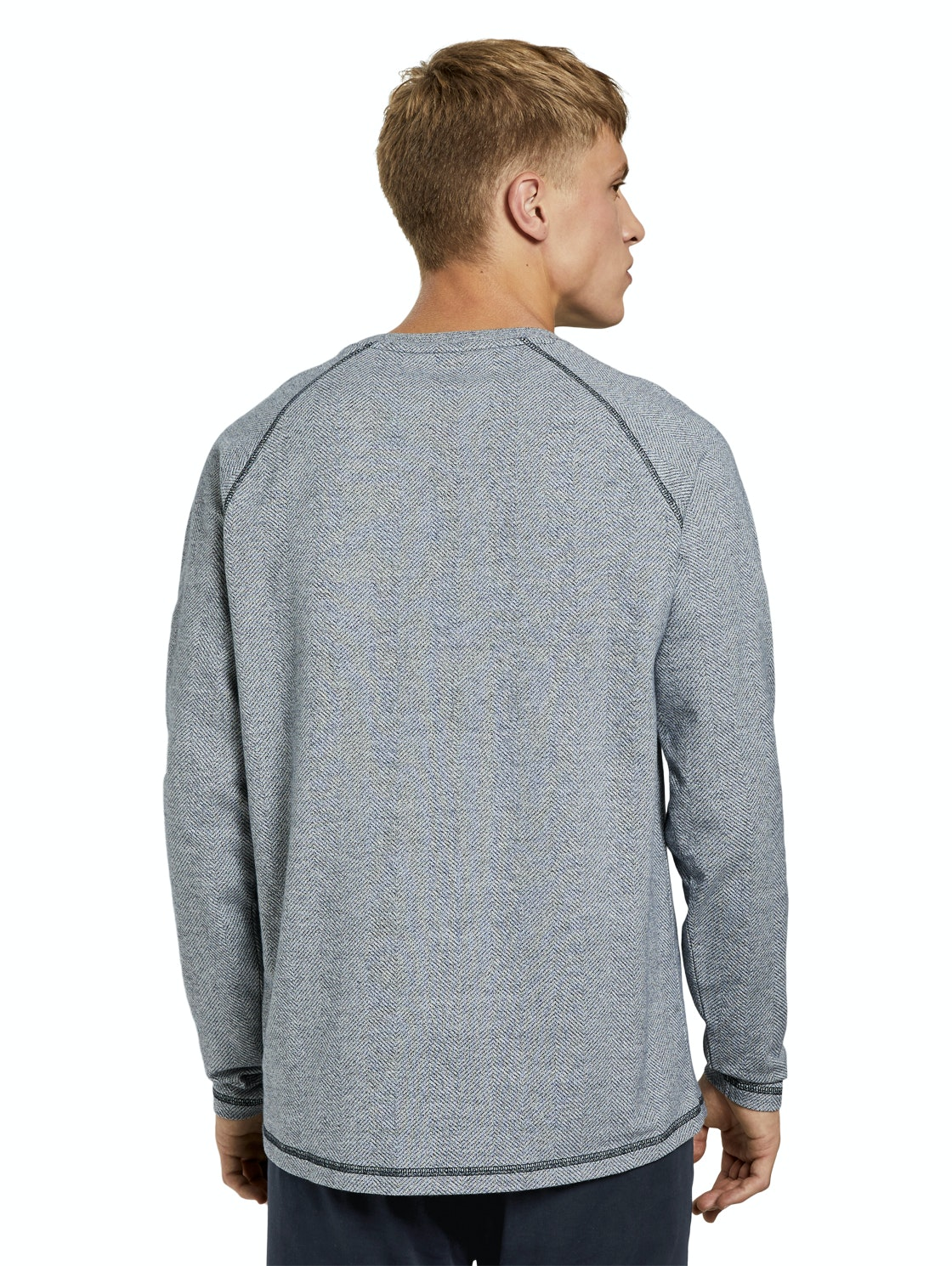 Tom Tailor Pullover Structured Basic