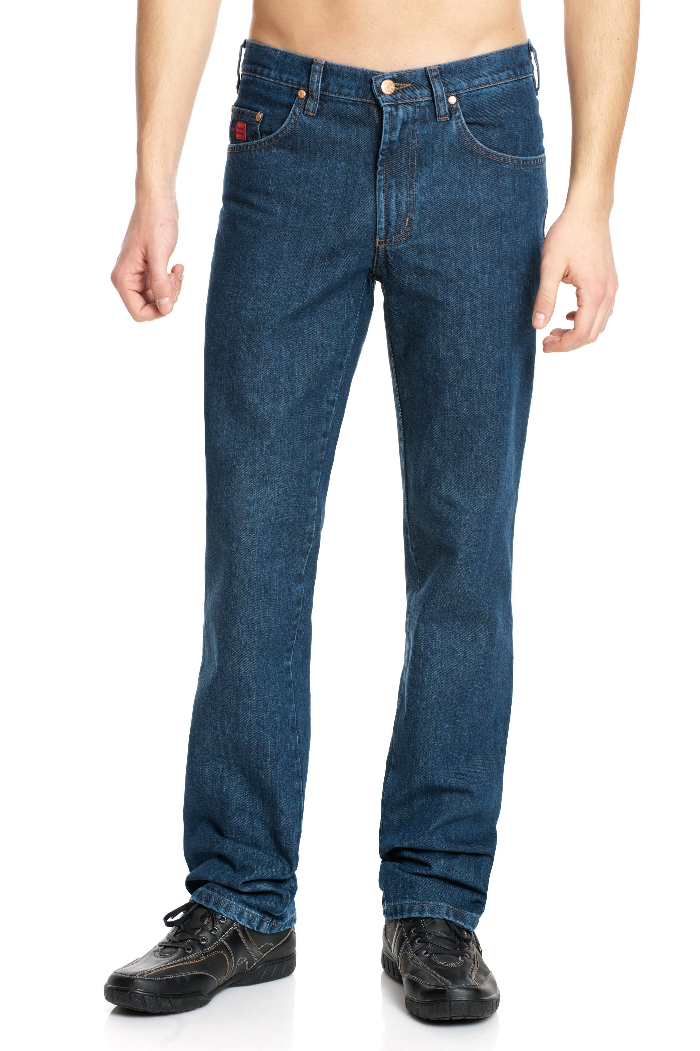 Revils Jeans 302 stonewash extra lang