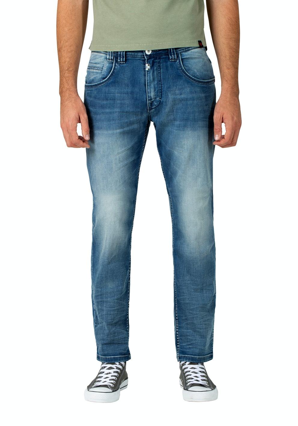 Timezone Jeans Regular Gerrit