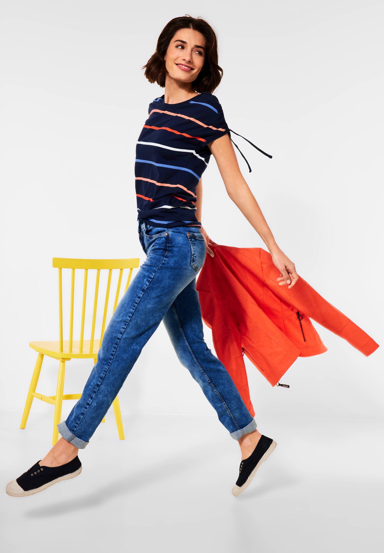 Cecil Shirt Multicolor Stripe
