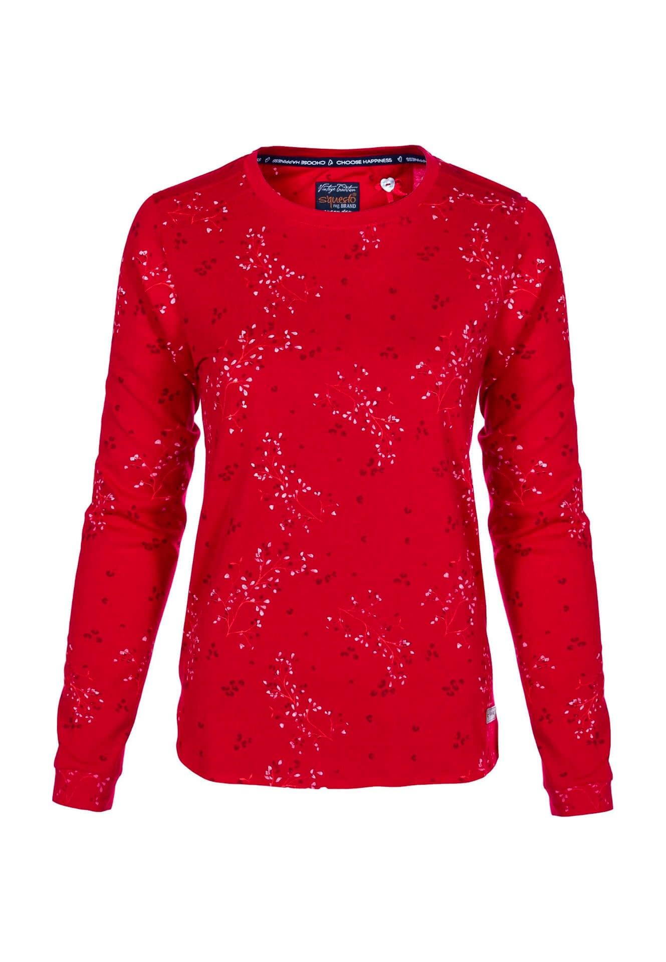 Soquesto Shirt Laika red