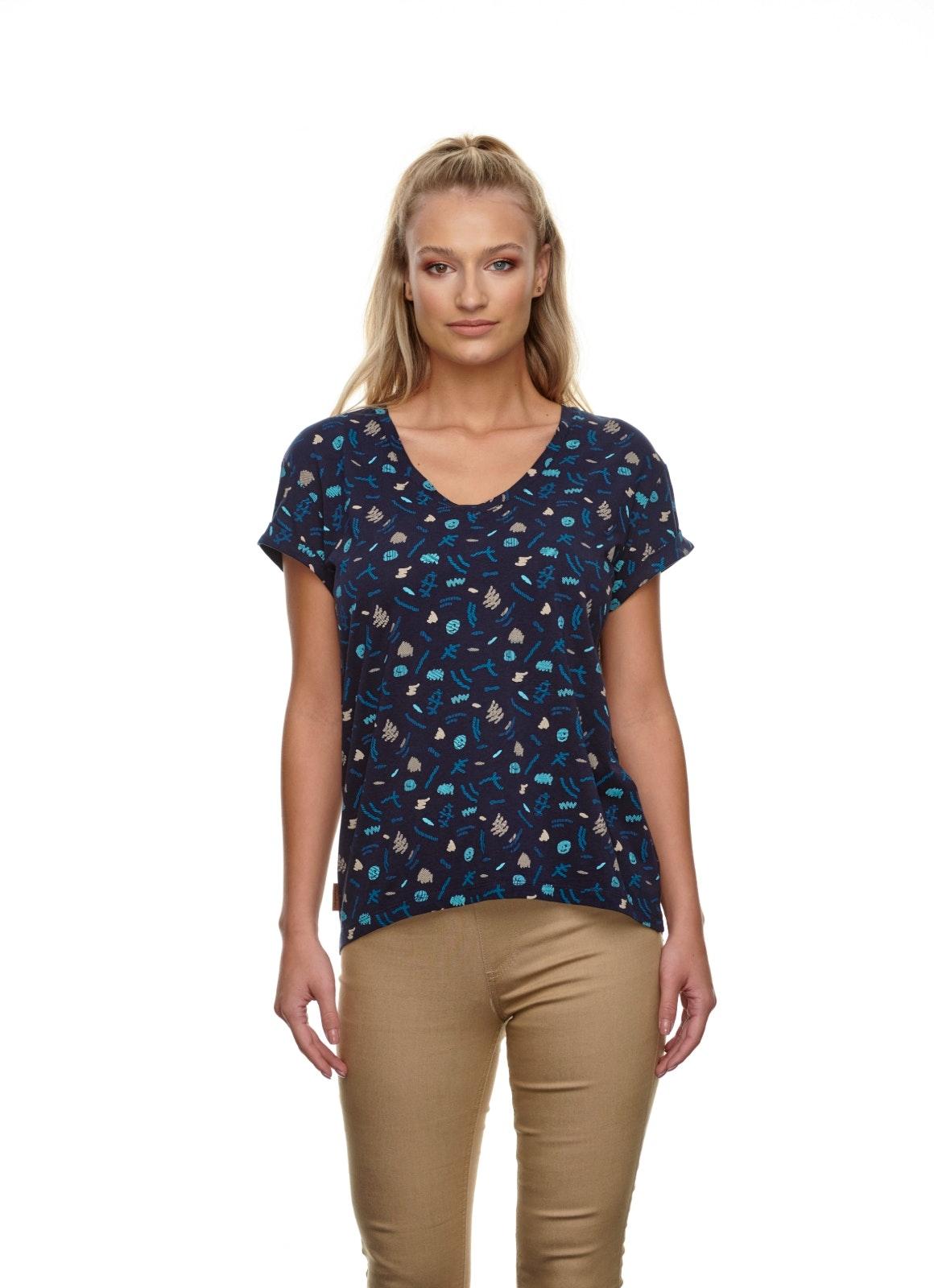Ragwear T-Shirt Sersey Organic
