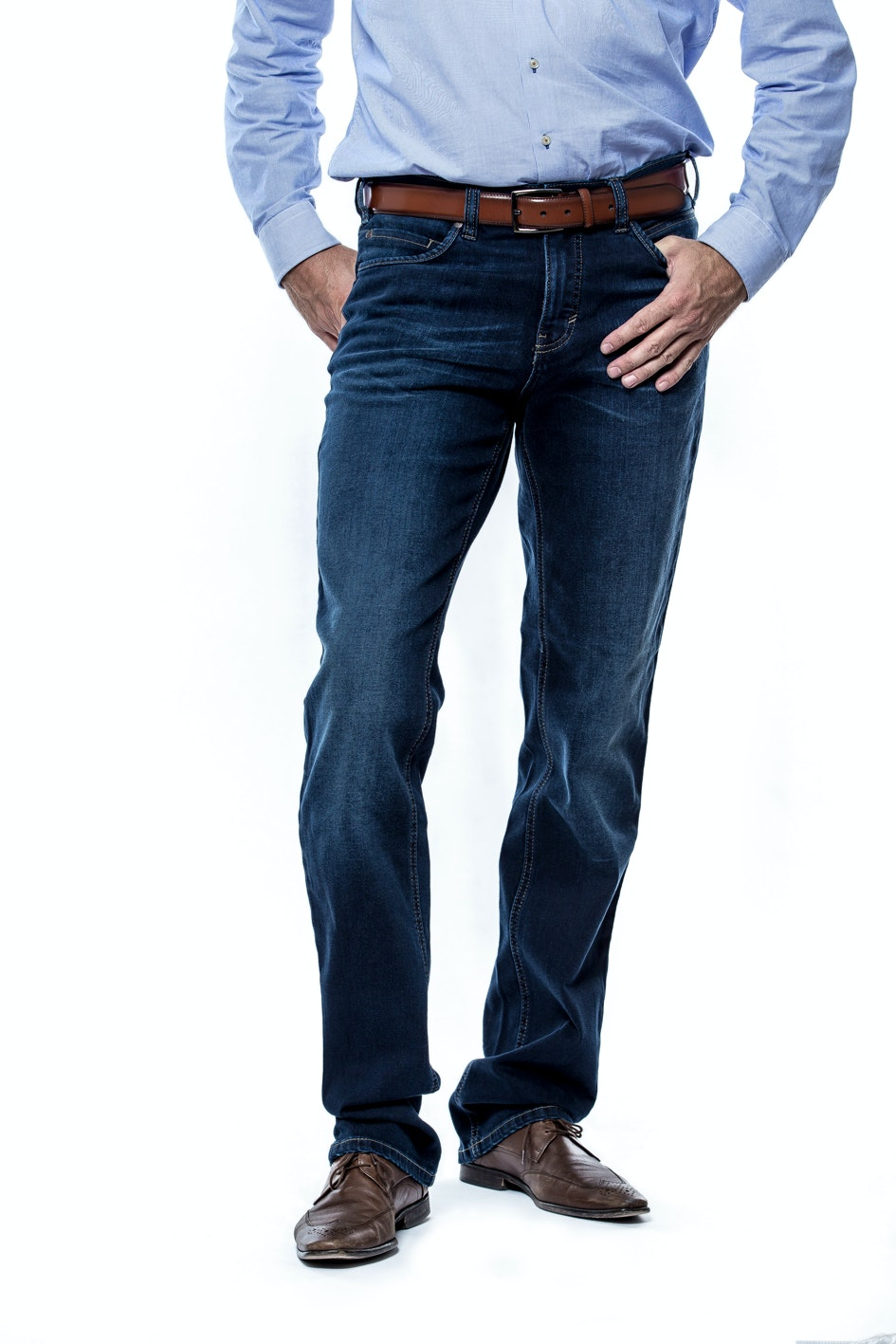 Paddock's Ranger Stretch dark blue