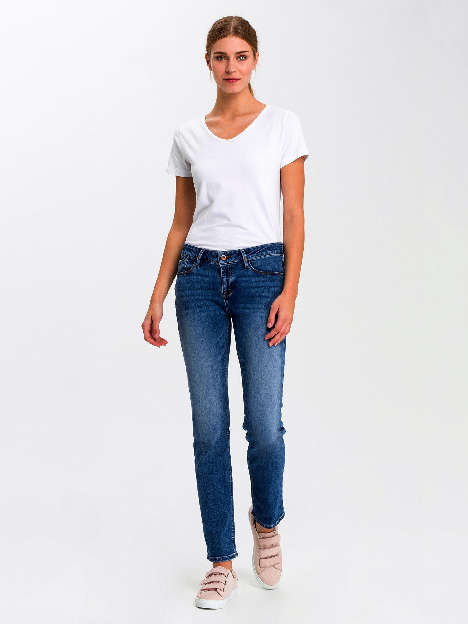Cross Jeans Rose blue denim